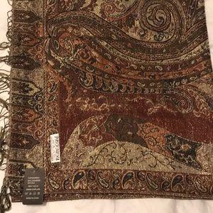 Gorgeous pashmina cashmere scarf